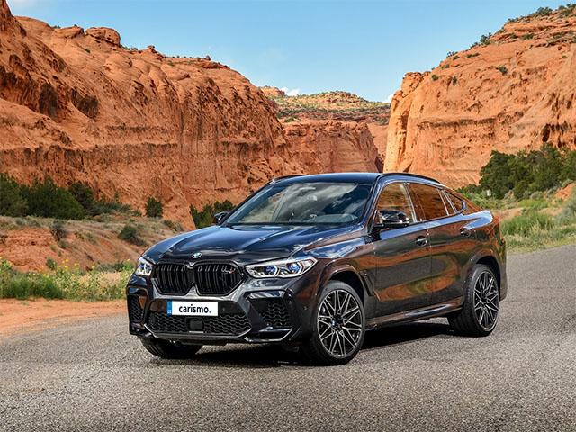 BMW X6 M - recenze a ceny