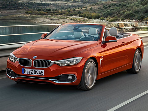 Video: BMW 4 Cabrio Představení