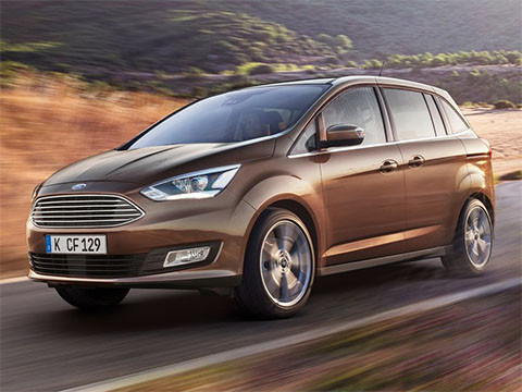 Ford Grand C-MAX - recenze a ceny