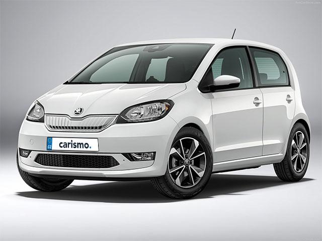 Škoda Citigo-e iV - recenze a ceny