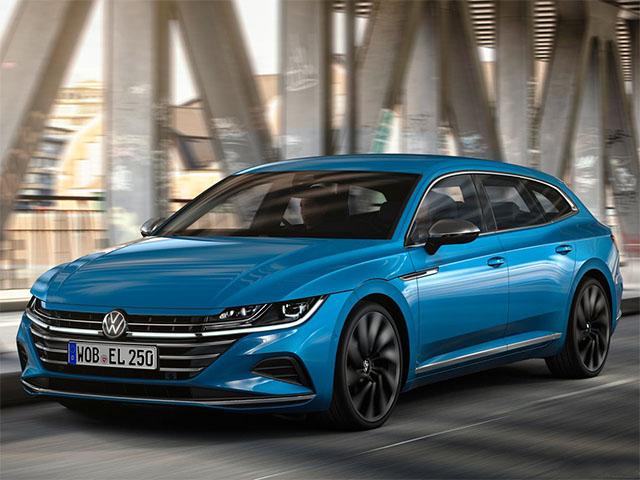 Volkswagen Arteon Shooting Brake - recenze a ceny