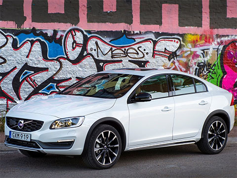 Volvo S60 Cross Country - recenze a ceny