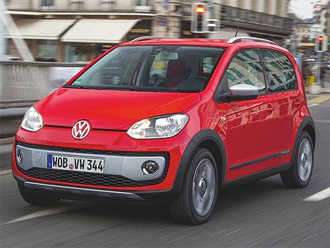 Volkswagen Cross up! - recenze a ceny