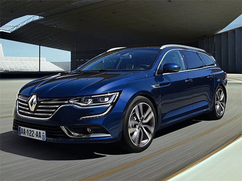 Renault Talisman Grandtour - recenze a ceny