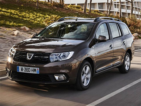 Dacia Logan MCV - recenze a ceny