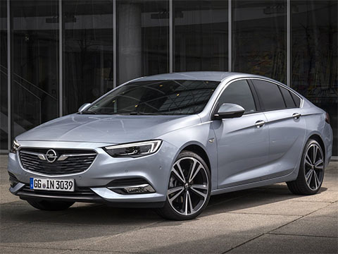 Video: Opel Insignia Grand Sport zrychlení 2.0 Turbo AWD 260 PS