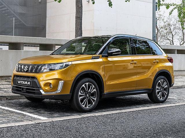 Suzuki Vitara - recenze a ceny