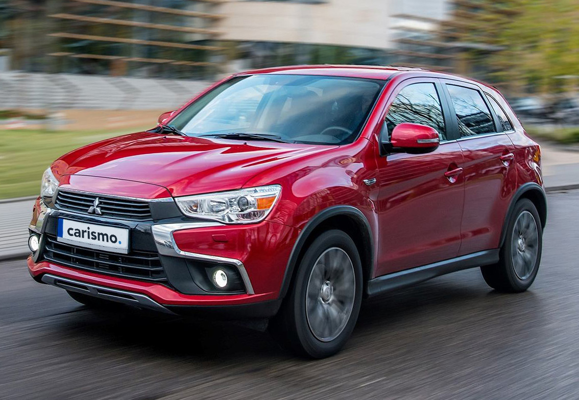 Mitsubishi ASX - recenze a ceny