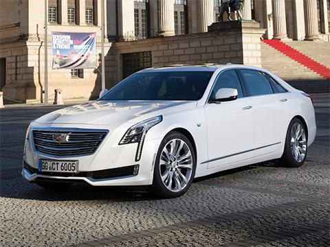 Video: Cadillac CT6 zrychlení 0-100 km/h