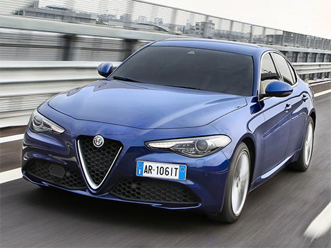 Alfa Romeo Giulia - recenze a ceny | Carismo.cz
