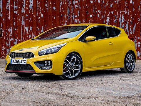 Kia Pro_cee'd GT - recenze a ceny