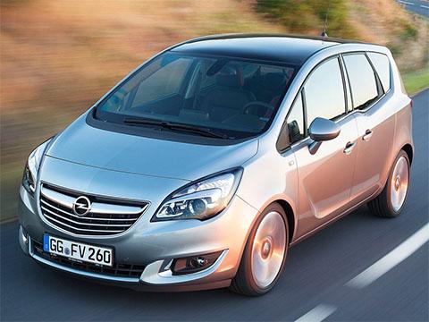 Opel Meriva - recenze a ceny