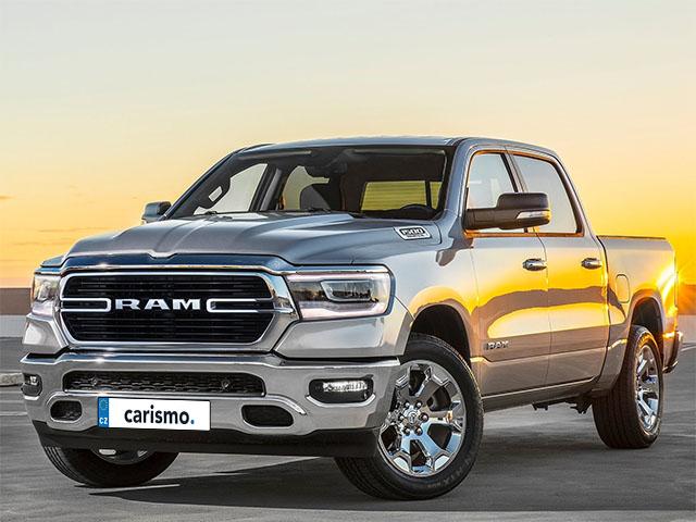 Dodge Ram 1500 - recenze a ceny