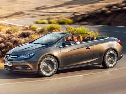 Opel Cascada - recenze a ceny