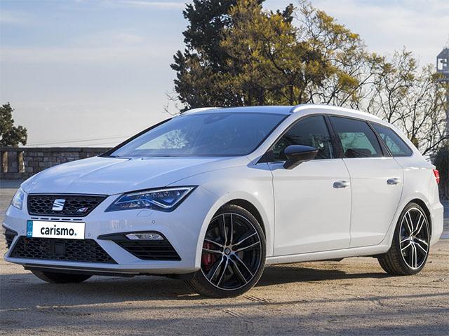 SEAT Leon ST Cupra - recenze a ceny