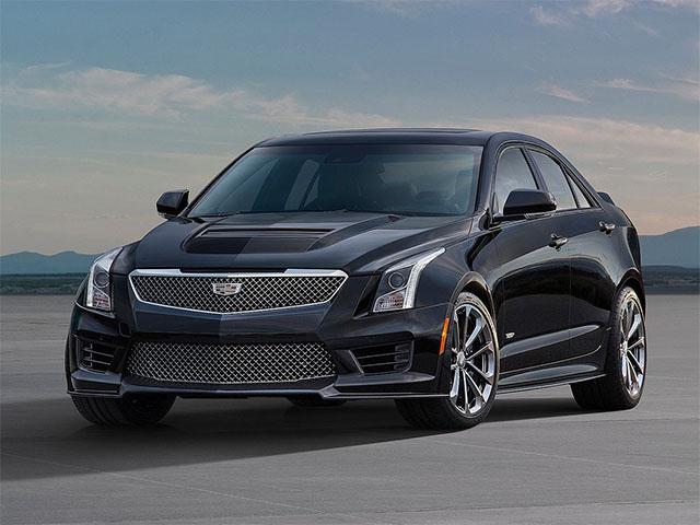Video: Cadillac ATS-V představení