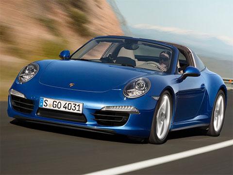 Porsche 911 Targa - recenze a ceny
