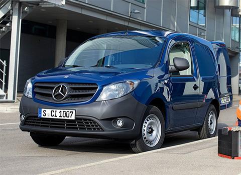 Mercedes-Benz Citan - recenze a ceny | Carismo.cz