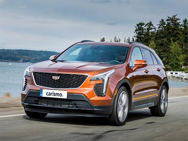Cadillac XT4 - recenze a ceny