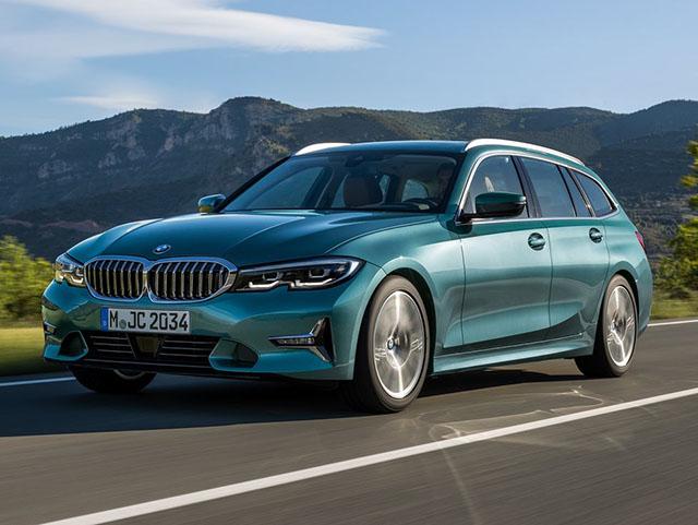 Video: BMW 3 Touring videorecenze