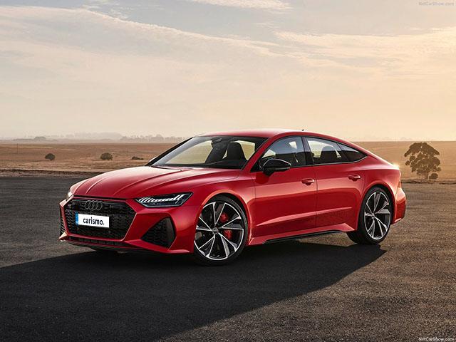 Audi RS7 Sportback - recenze a ceny