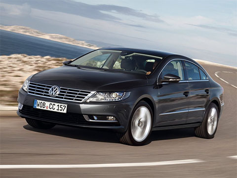 Volkswagen CC - recenze a ceny