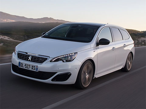 Peugeot 308 GT SW - recenze a ceny