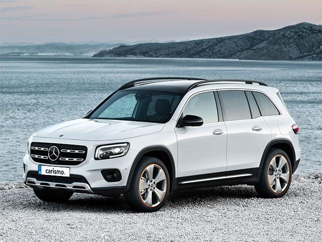 Video: Mercedes-Benz GLB Jízda