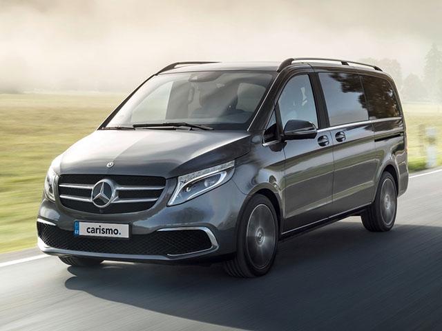 Mercedes-Benz V - recenze a ceny