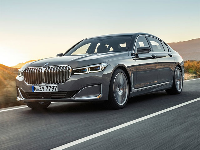 BMW 7 Long - recenze a ceny
