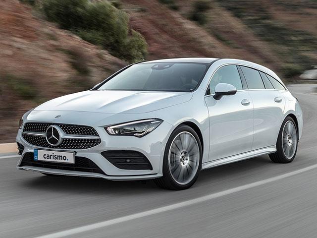 Mercedes-Benz CLA Shooting Brake - recenze a ceny