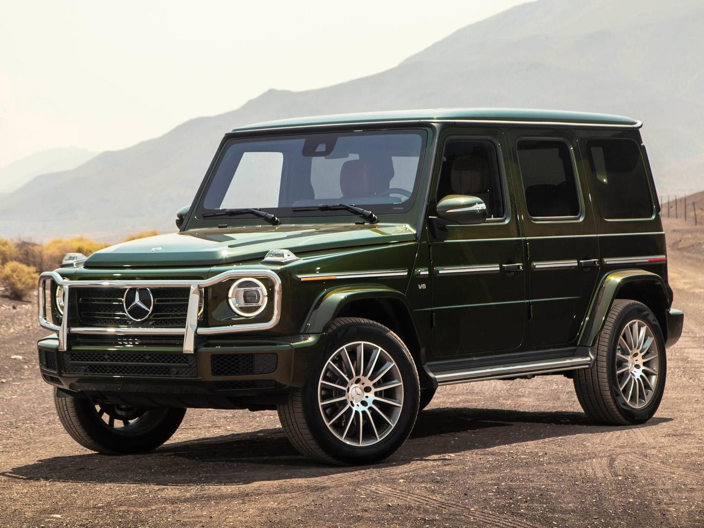 Mercedes-Benz G - recenze a ceny