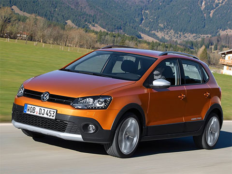 Volkswagen CrossPolo - recenze a ceny