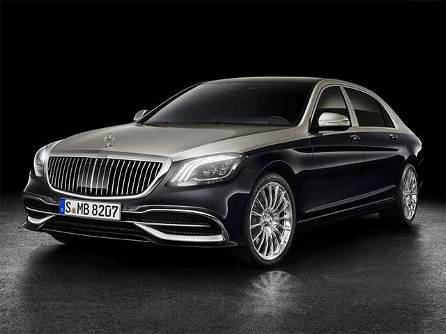 Mercedes-Benz S Maybach - recenze a ceny