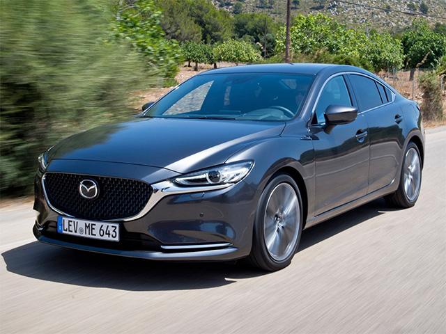 Mazda 6 - recenze a ceny