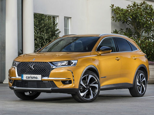 DS 7 Crossback - recenze a ceny