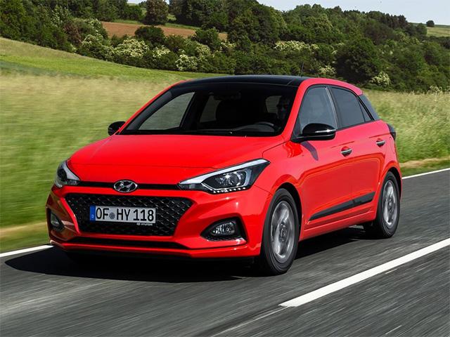 Hyundai I20 - recenze a ceny