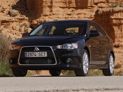Mitsubishi Lancer Sportback - recenze a ceny | Carismo.cz