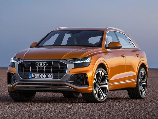 Audi Q8 - recenze a ceny