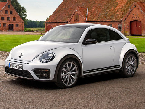Volkswagen Beetle - recenze a ceny