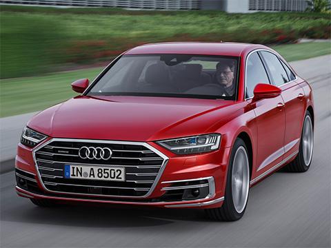 Video: Audi A8 představení a recenze