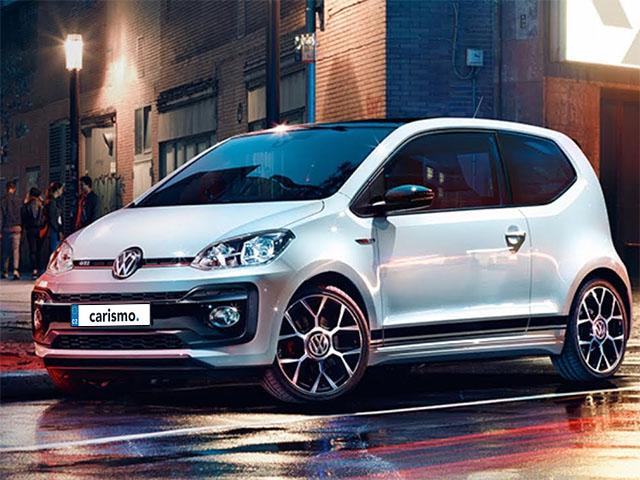 Volkswagen Up! 3dv. - recenze a ceny
