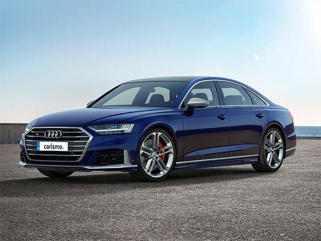 Audi S8 - recenze a ceny