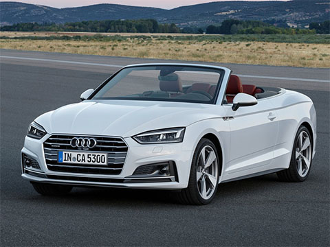 Video: Audi A5 Cabriolet jízda