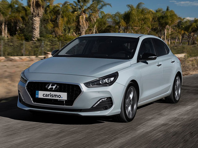 Hyundai I30 Fastback - recenze a ceny