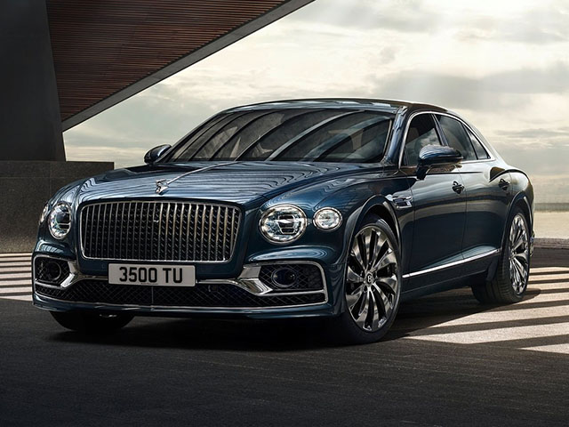 Bentley Flying Spur - recenze a ceny