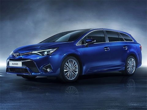 Toyota Avensis Touring Sports - recenze a ceny