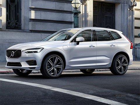 Volvo XC60 - recenze a ceny