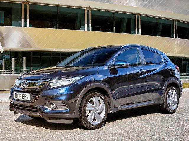 Honda HR-V - recenze a ceny