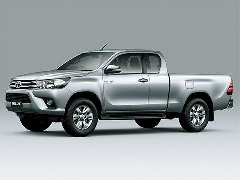 Toyota Hilux Extra Cab - recenze a ceny